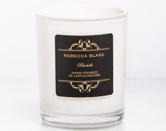 Bluebells Travel candle
