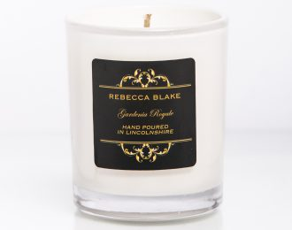 Gardenia Royale Travel candle