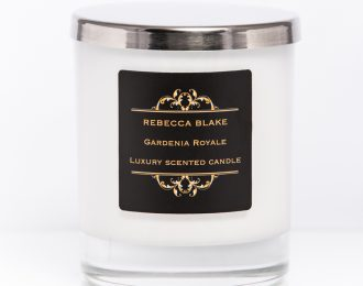 Gardenia Royale Std Home Candle