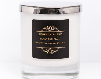 Japanese Plum Std Home Candle