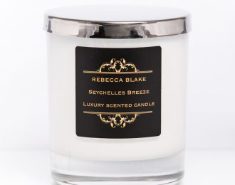 Seychelles Breeze Std Home Candle