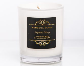 Seychelles Breeze Travel Candle