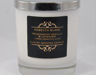 Madagascan Vanilla & Lavender ( Relaxing & Calming) Essential Oil Std Candle