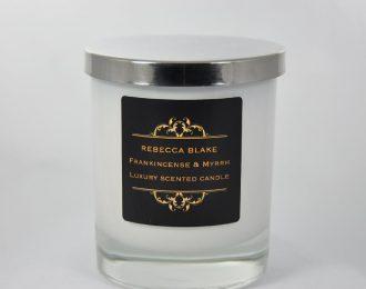 Frankincense & Myrrh Standard Candle